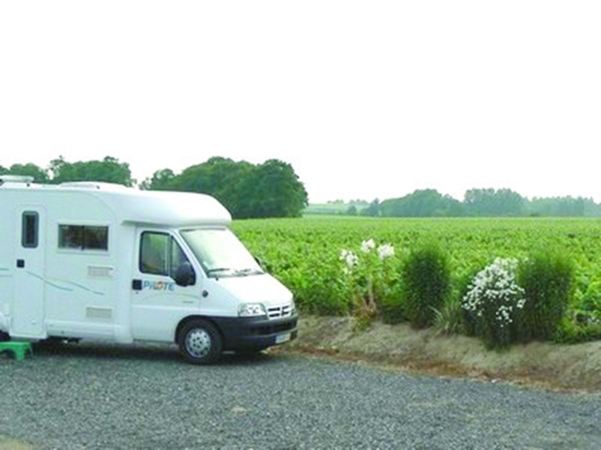 Aire camping-car à Maisdon-sur-Sèvre (44690) - Photo 1